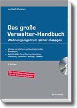 Buch für Immobilienverwalter - Buchcover