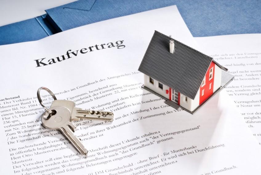 WEG-Verwaltung Frankfurt: Kaufvertrag für Immobilie