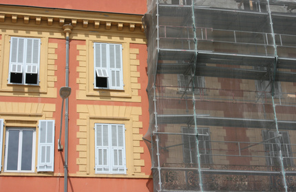 Gebäude unter WEG-Verwaltung sollen verstärkt saniert werden.