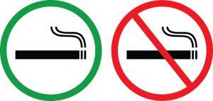 Rauchen in der Mietwohnung