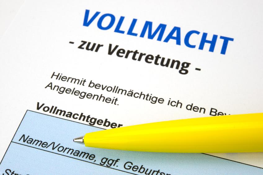 Kündigung Von WEG-Verträgen: Vollmacht Für Verwalter